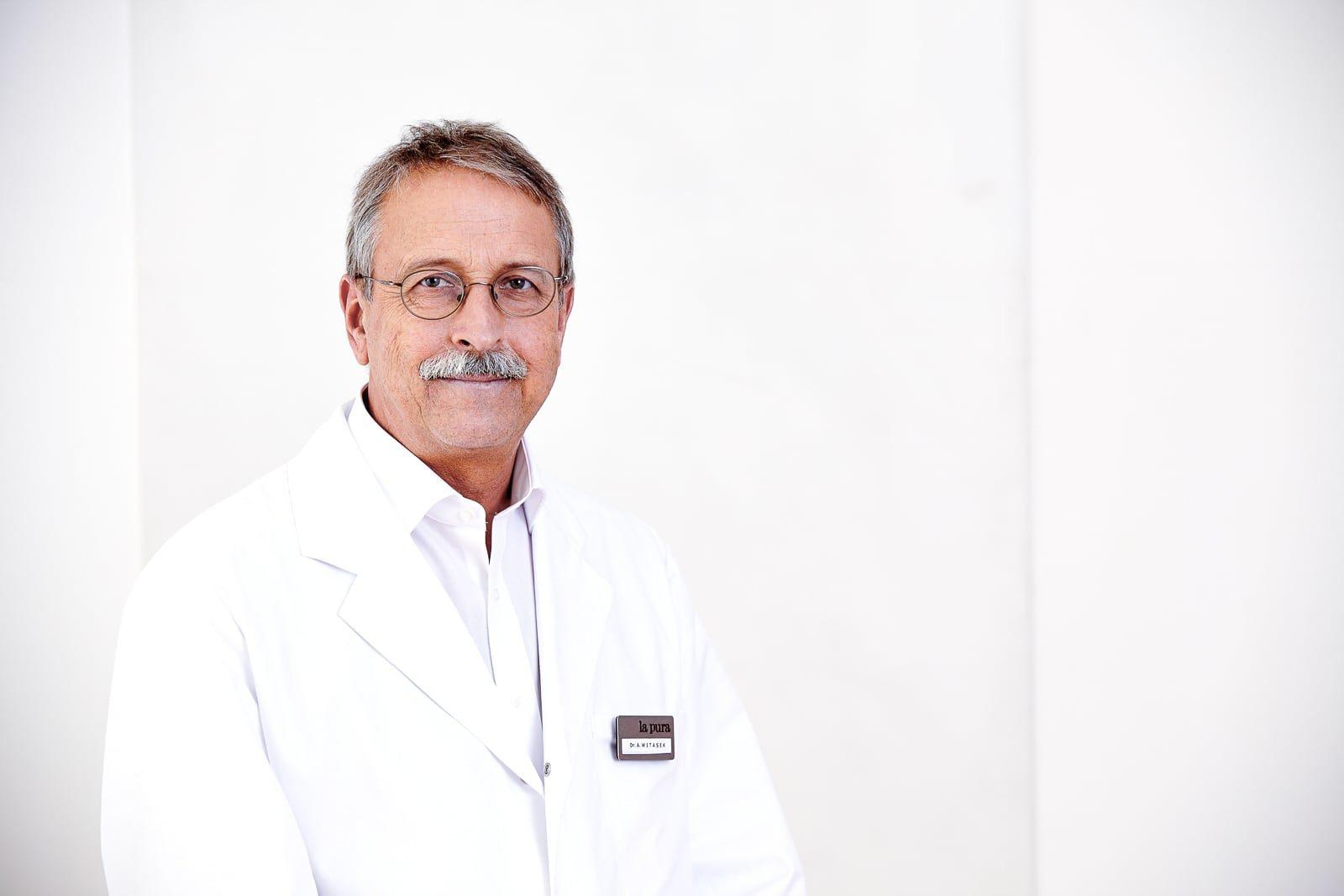 Porträtbild Dr. Witasek