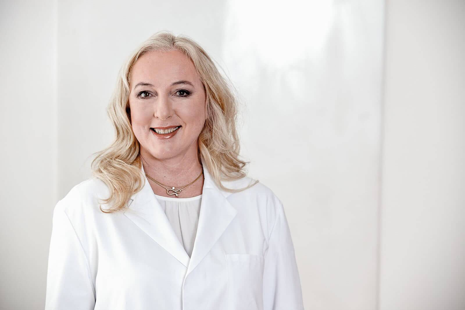 Portätbild von la pura Ärztin Dr. Kautzky-Willer