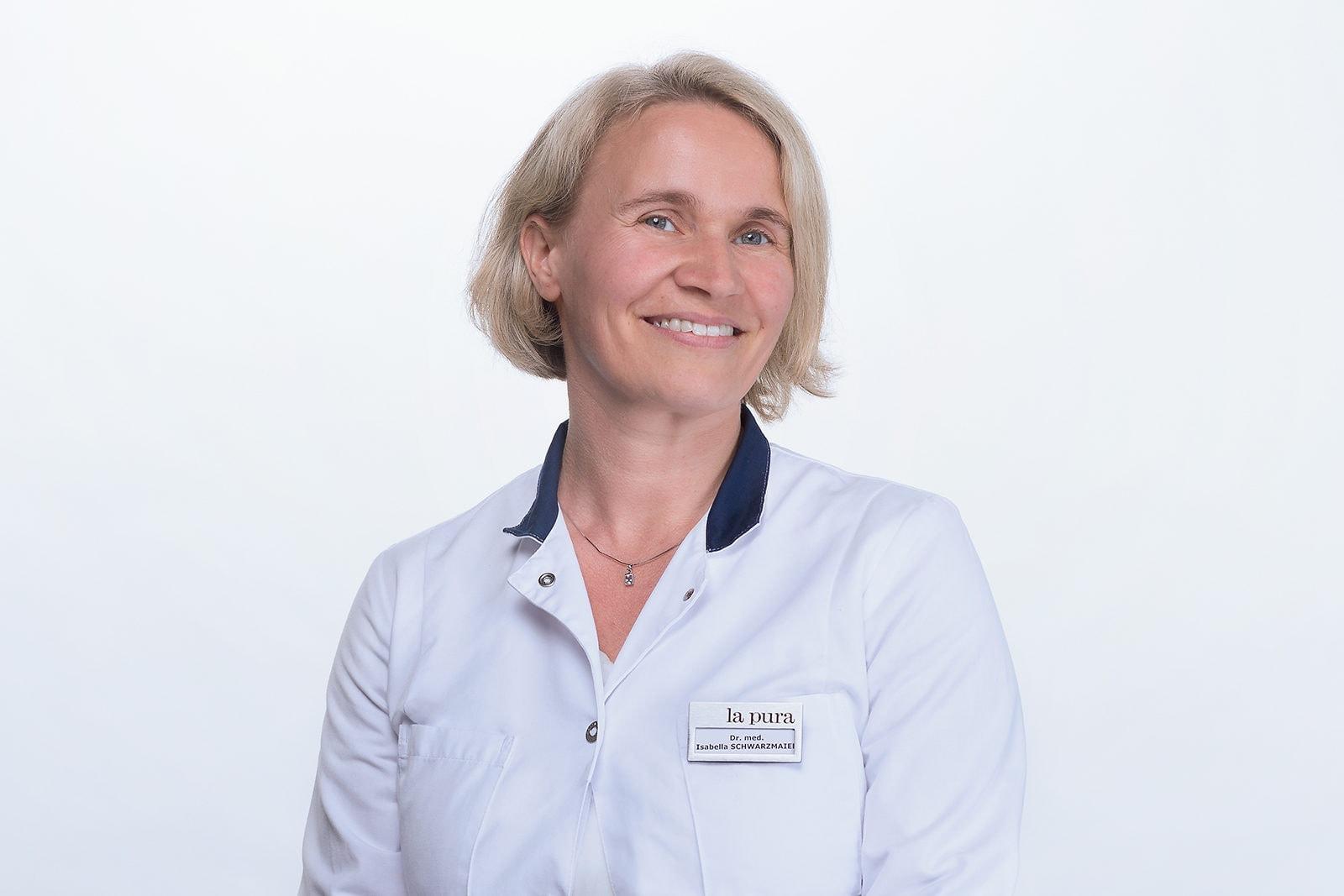 Dr. med. univ. Isabella Schwarzmaier, Ärztin für Allgemeinmedizin