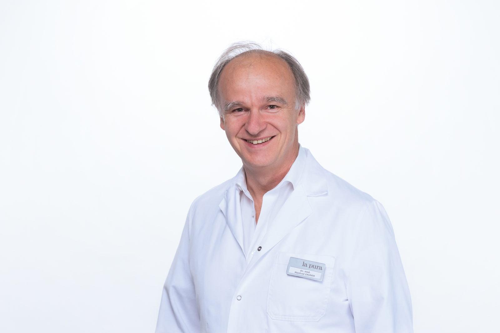 Dr. Manfred Zauner