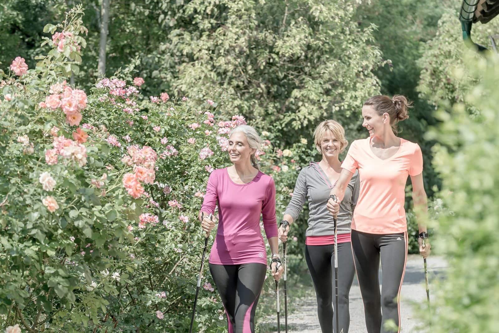 Nordic Walking, Sport