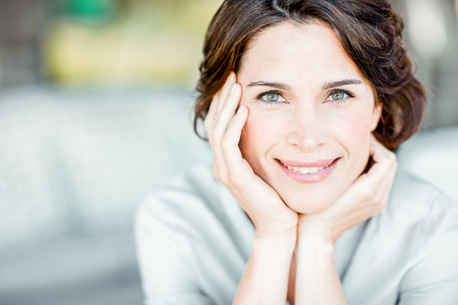 Healthy Aging, jung bleiben, junge Frau